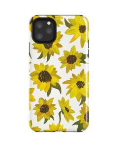 Sunflower Acrylic iPhone 11 Pro Max Impact Case