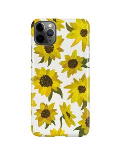 Sunflower Acrylic iPhone 11 Pro Max Lite Case
