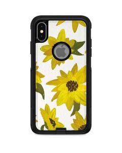 Sunflower Acrylic Otterbox Commuter iPhone Skin