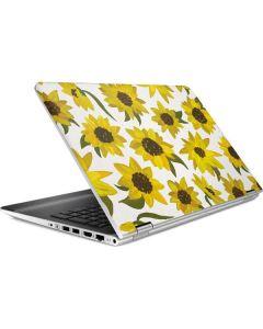 Sunflower Acrylic HP Pavilion Skin