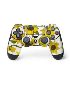 Sunflower Acrylic PS4 Pro/Slim Controller Skin