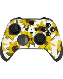 Sunflower Acrylic Xbox Elite Wireless Controller Series 2 Skin