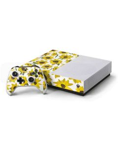 Sunflower Acrylic Xbox One S All-Digital Edition Bundle Skin