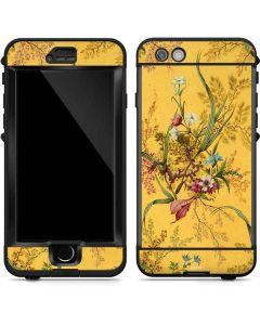Yellow Marble End by William Kilburn LifeProof Nuud iPhone Skin