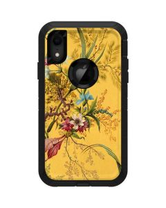 Yellow Marble End by William Kilburn Otterbox Defender iPhone Skin