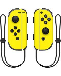 Yellow Nintendo Joy-Con (L/R) Controller Skin