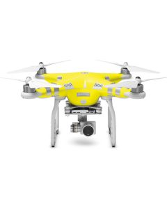 Yellow DJI Phantom 3 Skin