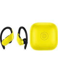 Yellow PowerBeats Pro Skin