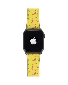 Yellow Spring Apple Watch Band 42-44mm