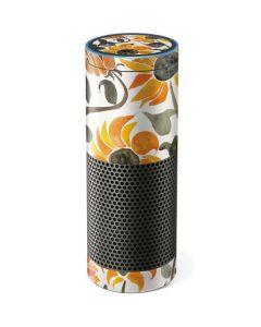 Yellow Sunflower Amazon Echo Skin