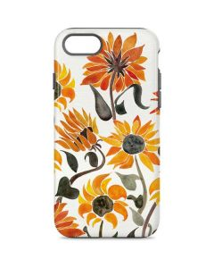 Yellow Sunflower iPhone 8 Pro Case