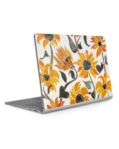 Yellow Sunflower Surface Book 2 13.5in Skin