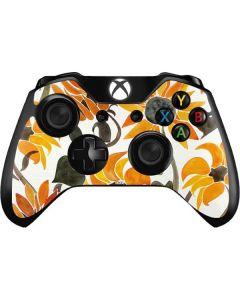 Yellow Sunflower Xbox One Controller Skin