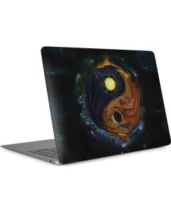 Yin Yang Dragon Apple MacBook Air Skin