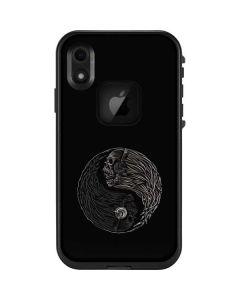 Yin Yang Music Skulls LifeProof Fre iPhone Skin