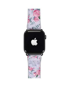 You Only Fail When You Stop Trying Apple Watch Band 42-44mm