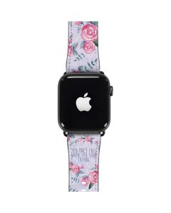 You Only Fail When You Stop Trying Apple Watch Band 38-40mm
