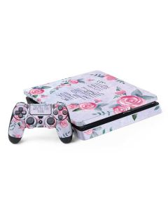 You Only Fail When You Stop Trying PS4 Slim Bundle Skin
