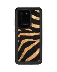Zebra Galaxy S20 Ultra 5G Waterproof Case