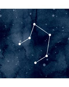 Libra Constellation Apple MacBook Air Skin