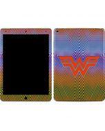 Wonder Woman Rainbow Chevron Apple iPad Air Skin