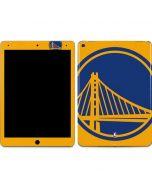 Golden State Warriors Large Logo Apple iPad Air Skin