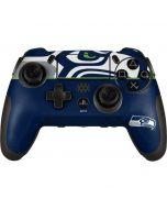 Seattle Seahawks Zone Block PlayStation Scuf Vantage 2 Controller Skin