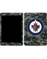 Winnipeg Jets Camo Apple iPad Air Skin