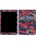 New Orleans Pelicans Digi Camo Apple iPad Air Skin
