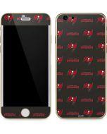 Tampa Bay Buccaneers Blitz Series iPhone 6/6s Skin