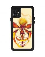 Ghost Rider Skull iPhone 11 Waterproof Case