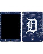 Detroit Tigers - Cap Logo Blast Apple iPad Air Skin