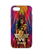 Wonder Woman Color Blast iPhone 8 Pro Case