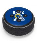 Los Angeles Rams Helmet Amazon Echo Dot Skin