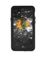 Chicago Blackhawks Frozen iPhone 11 Waterproof Case