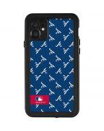 Atlanta Braves Full Count iPhone 11 Waterproof Case