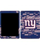 New York Giants Blast Apple iPad Air Skin