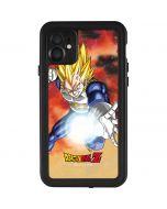 Dragon Ball Z Vegeta iPhone 11 Waterproof Case