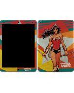 Wonder Woman Multi Color Apple iPad Air Skin