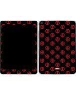 Deadpool Logo Print Apple iPad Air Skin