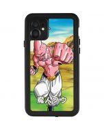 Majin Buu Power Punch iPhone 11 Waterproof Case