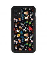 Looney Tunes Identity Pattern iPhone 11 Waterproof Case