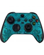 Blue Zen Xbox Series X Controller Skin