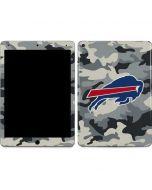 Buffalo Bills Camo Apple iPad Air Skin