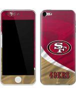 San Francisco 49ers Apple iPod Skin