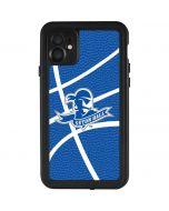 Seton Hall Zoomed Basketball iPhone 11 Waterproof Case