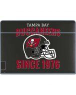 Tampa Bay Buccaneers Helmet Galaxy Book Keyboard Folio 12in Skin