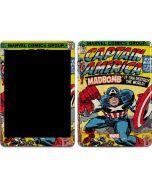Marvel Comics Captain America Apple iPad Air Skin