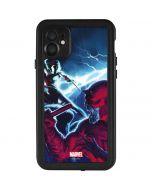 Daredevil vs Elektra iPhone 11 Waterproof Case