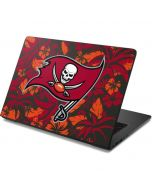 Tampa Bay Buccaneers Tropical Print Dell Chromebook Skin